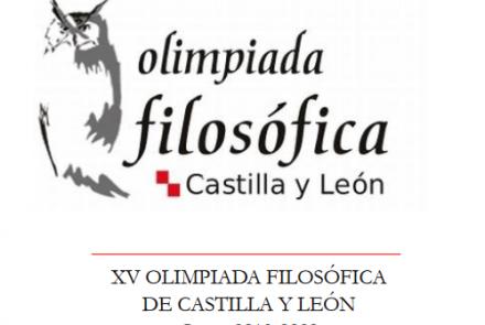 XV Olimpiada filosófica de Castilla y León